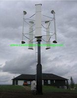 10kW Vertical axis wind turbine -