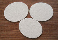 Wood pulp cotton, face washing puff -