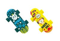 Hot Sale Colorful Cute Rubber Eraser for Kids with Cartoon Pattern (2880) -