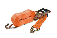 Set for securing Loads and ratchet Strap 2T, 3T, 5T, 10T -
