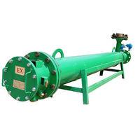 Escriba YSG (Z) BG a prueba de explosiones de ahorro de energía electromagnética calentamiento de barras para el tanque -