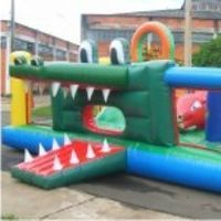 Inflatable And Related Outdoor Games -