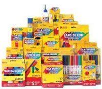 School Artistic Supplies -