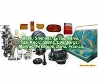 Parts For Cars, Trucks And Buses -