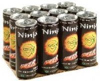 Ninja Power (Energy Drink) -