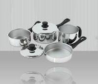 5-Pc Aluminium Cookware Set -