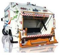 Magyster Garbage Truck -
