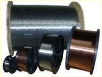 Wire (Galvanized, Tin, Etc) For Various Applications -