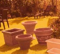 Home And Garden Decorative Products (Planters, Boxes, Urns, Etc) -