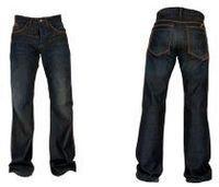面料牛仔布、 牛仔裤 -