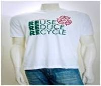 100% Recycled Pet T-Shirt -