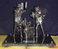 Metal Sculptures -