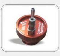 Aluminum Stopper For Follicular Aspiration -
