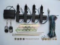 Sistema de fecho central controlo remoto -