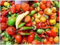 Vegetables -