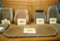 Seats And Rear Seats Of Cars And Trucks -