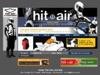 Hit Air Motorcycle Protective Jacket -
