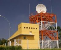 Doppler Weather Radar, S- Band -