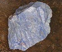 cuarzo azul -