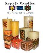 卡普工艺艺术蜡烛 -