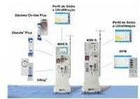 Hemodialysis Machines 4008 B And 4008 S -