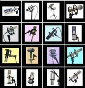 SSM-1: kit de suspensión universal para micrófonos -