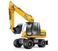 Hydraulic Excavator Wheel -