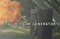 Liquid Foam Generator -