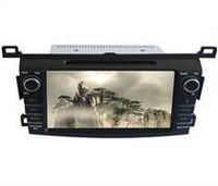 wholesale 7 inch car dvd radio gps navigation Special TOYOTA NEW RAV4 2013 -