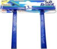 Soft Razor - Disposable Razors -