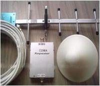 De elevación de párrafo de señal repetidor GSM900MHz 100 * 100 metros celular amplificador de señal -