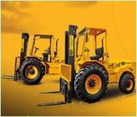 Off Road Forklift -