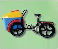 Cycle-Car For Popsicles And Ice Cream Ref. C.777 -