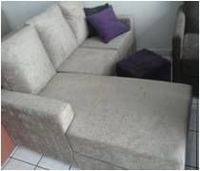Couch With Chaise -