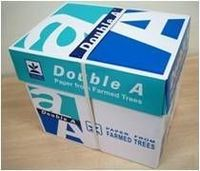 Double A A4 Copy Paper 80gsm/75gsm/70gsm -