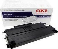 Original Toner Cartridge Okidata Mb260/mb280/mb290 P / N 561 234 012 -