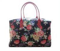 Attactive flower Printed Travel Bag, Duffel Bag -