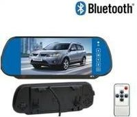 7 inch rearview monitor with buelooth function mp5 -