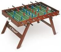 Soccer Table With Foot -