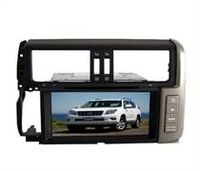 car dvd player gps 8.0inch TOYOA 2012 PRADO car dvd manufacturer -