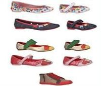 Ballet Pumps For Girls And Casual Boots For Boys -