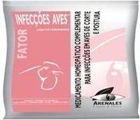Fator Infecções Aves® -