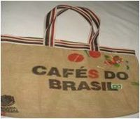 Tote Bags Of Coffee -
