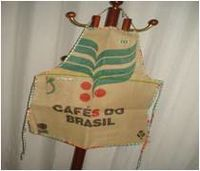 Coffee Bag Apron -