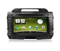 Radio de coche para KIA Sportager Carpad DVD (Dt5210s-H) -