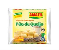 Mistura pronta para pão de queijo Amafil -