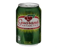 Guaraná Antarctica Soft Drink -