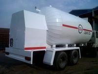 Liquid Co2 Transport Tank -