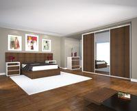 Furniture BP Sliding Doors Wardrobe -