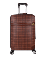 20 and 24-inch canvas trolley suitcase for men and women  -